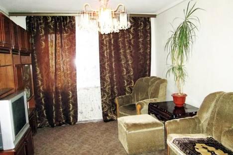 Сдается 2-комнатная квартира посуточно в Старом Осколе, мкр. Восточный 7.