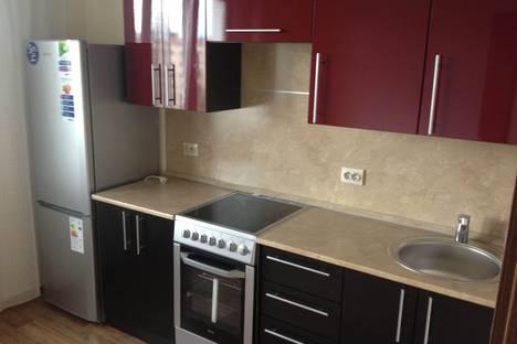 Сдается 1-комнатная квартира посуточнов Омске, Масленникова, 9Б.
