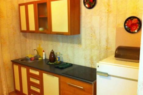 Сдается 1-комнатная квартира посуточно в Северодвинске, проспект Победы, 50.