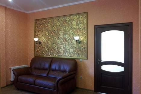 Сдается 3-комнатная квартира посуточнов Новочеркасске, ул. Пушкинская, 83а.