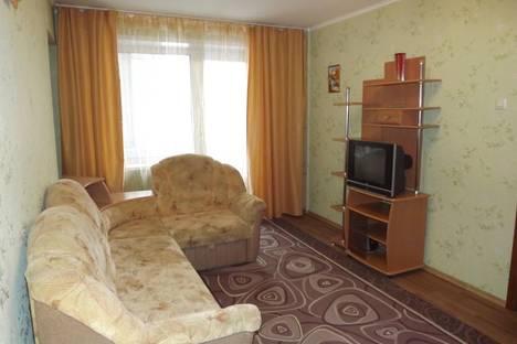 Сдается 1-комнатная квартира посуточнов Лесосибирске, 5 микрорайон, дом 29.
