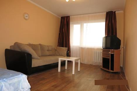 Сдается 1-комнатная квартира посуточно в Брянске, ул. Авиационная, 23.