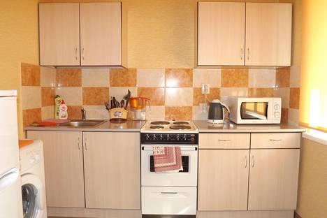 Сдается 1-комнатная квартира посуточно в Петрозаводске, С Ковалевской, 7.