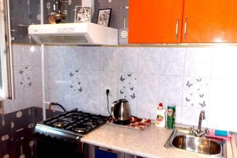 Сдается 1-комнатная квартира посуточнов Тюмени, ул. Одесская, 26.