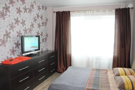 Сдается 1-комнатная квартира посуточно в Пскове, Владимирская 7Б.