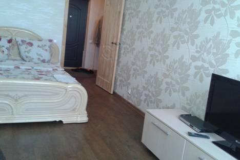 Сдается 1-комнатная квартира посуточно, Чехова 17-2.