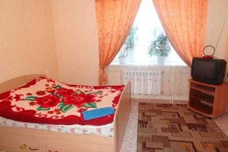 Сдается 2-комнатная квартира посуточно в Ярославле, ул. Чайковского, 47.