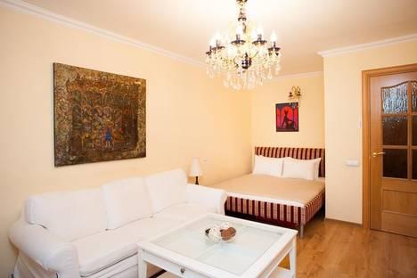 Сдается 1-комнатная квартира посуточно в Москве, ул. Бобруйская, 2.