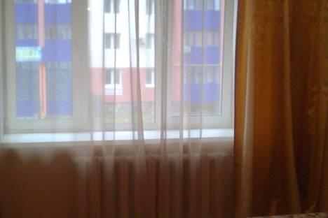 Сдается 1-комнатная квартира посуточно в Стерлитамаке, лазурная,17.