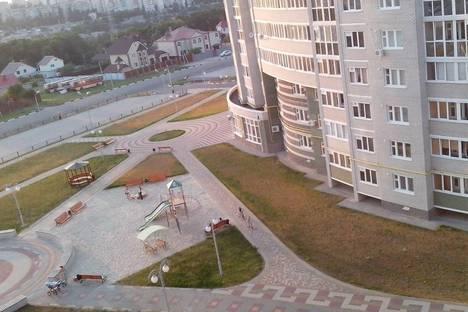 Сдается 3-комнатная квартира посуточно в Белгороде, ул. Газовиков, 15.
