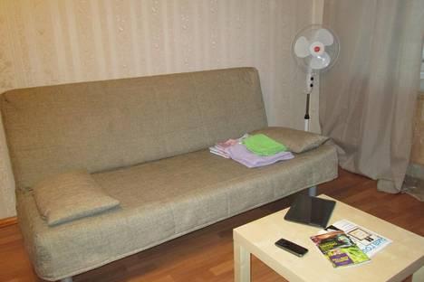 Сдается 1-комнатная квартира посуточнов Санкт-Петербурге, проспект Большевиков, 9к1.