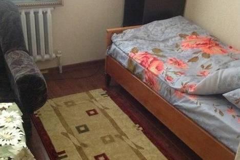 Сдается 4-комнатная квартира посуточно во Владикавказе, ул. Кутузова, 82.