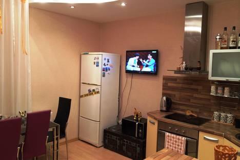 Сдается 1-комнатная квартира посуточнов Салехарде, ул. Республики, 78.
