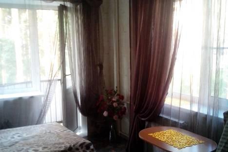 Сдается 1-комнатная квартира посуточнов Железногорске, ул. Свердлова, 35А.