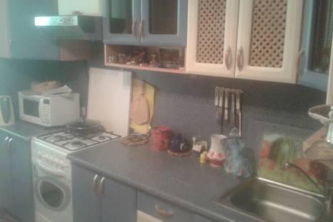 Сдается 2-комнатная квартира посуточнов Кобрине, сан. Буг, д. 3, кв. 2.