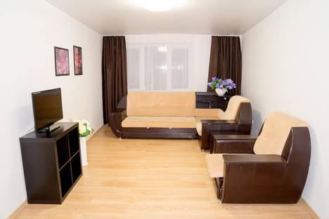 Сдается 3-комнатная квартира посуточнов Уфе, ул. Академика Ураксина, 1.