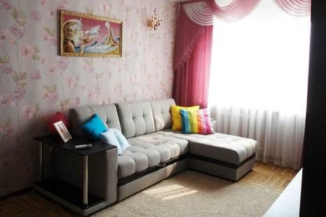 Сдается 1-комнатная квартира посуточнов Уфе, ул. Конституции, 1.