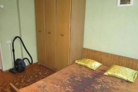 Сдается 3-комнатная квартира посуточно в Новокузнецке, Хитарова 52.