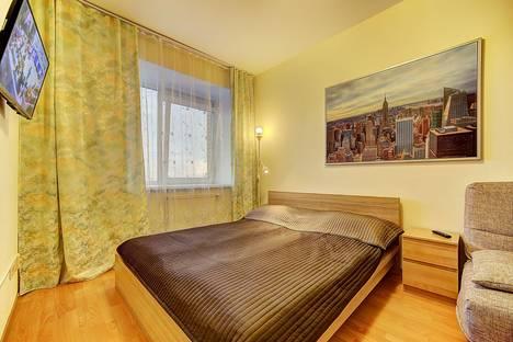 Сдается 1-комнатная квартира посуточнов Санкт-Петербурге, Коломяжский проспект, 15/1 (К11).