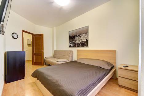 Сдается 1-комнатная квартира посуточнов Санкт-Петербурге, Коломяжский проспект, 15/1 (К12).