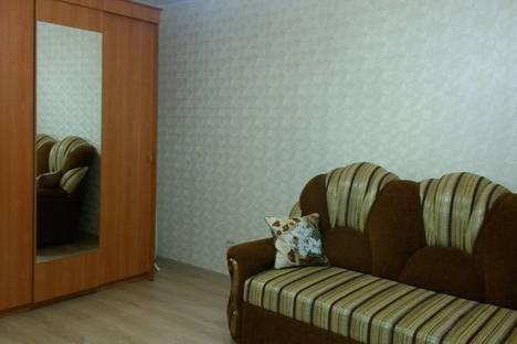 Сдается 1-комнатная квартира посуточно в Ухте, Строителей проезд, 15.