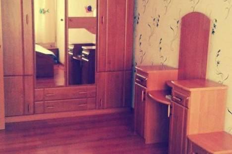 Сдается 2-комнатная квартира посуточно в Горно-Алтайске, Коммунистический 168 кв 43.