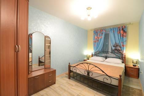 Сдается 2-комнатная квартира посуточно в Воронеже, Кольцовская, 46.