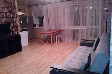Сдается 3-комнатная квартира посуточно в Рыбинске, Герцена 97.