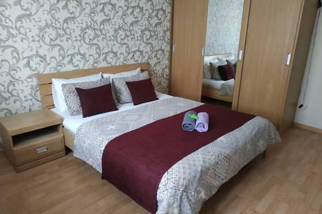 Сдается 2-комнатная квартира посуточно, Колпинское шоссе 36 к.1.