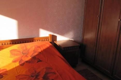 Сдается 1-комнатная квартира посуточно в Мариуполе, пр. строителей,84.