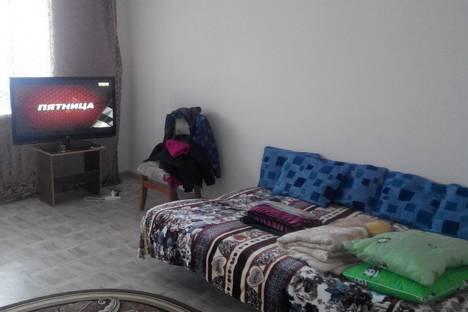 Сдается 1-комнатная квартира посуточнов Мегионе, ул. Сутормина, 4.