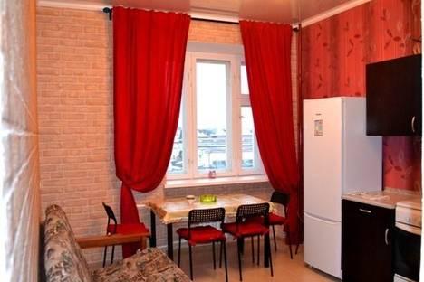 Сдается 1-комнатная квартира посуточнов Казани, ул. Галиаскара Камала, 18.