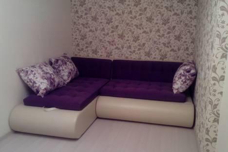 Сдается 1-комнатная квартира посуточно в Костроме, ул. Индустриальная, 30а.
