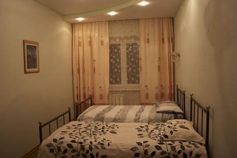 Сдается 2-комнатная квартира посуточно в Нижневартовске, Интернациональная ул., 37а.