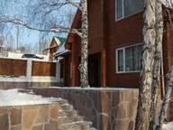 Сдается посуточно коттедж в Абзаково. 140 м кв. ул.1-ая Горная, д.5