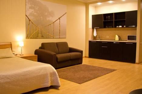 Сдается 1-комнатная квартира посуточно в Зеленой поляне, пос.Зеленая Поляна, ул. Солнечная, 32.