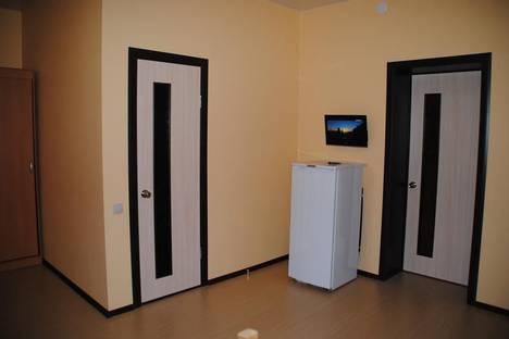 Сдается 1-комнатная квартира посуточно в Зеленой поляне, Кусимово, ул. Тагира Кусимова, д. 1/2.