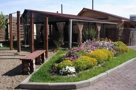 Сдается 2-комнатная квартира посуточно в Зеленой поляне, Старокусимово, ул. Лесная, д. 9.