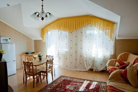 Сдается 2-комнатная квартира посуточно в Зеленой поляне, д.Зелёная Поляна, ул.Курортная, д.55/1.
