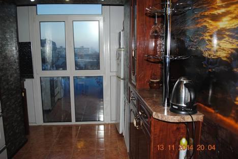 Сдается 1-комнатная квартира посуточно в Кисловодске, ул. Крупской, 7.