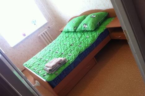 Сдается 2-комнатная квартира посуточно в Чайковском, Переулок Камский 3.