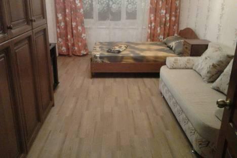 Сдается 1-комнатная квартира посуточнов Казани, ул. Сибгата Хакима, 31.