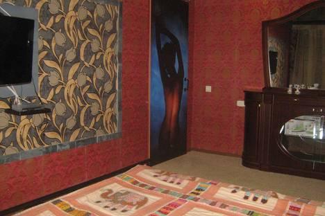 Сдается 2-комнатная квартира посуточнов Барановичах, улица Комсомольская, 100.