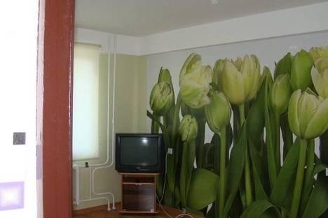Сдается 1-комнатная квартира посуточнов Кирове, ул. Ульяновская д. 16.