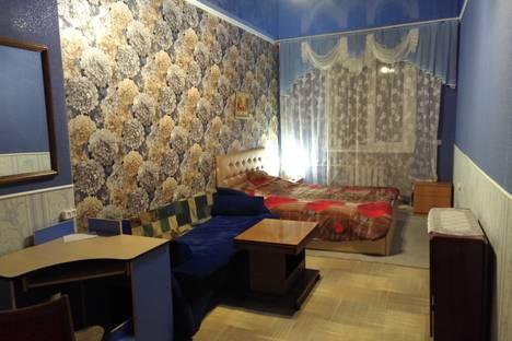 Сдается 1-комнатная квартира посуточно в Челябинске, ул. Дзержинского, 3.