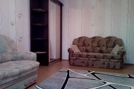 Сдается 1-комнатная квартира посуточно в Новополоцке, ул.Молодежная 181/3.