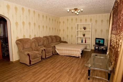 Сдается 3-комнатная квартира посуточно в Новосибирске, ул. 1905 года, 21.