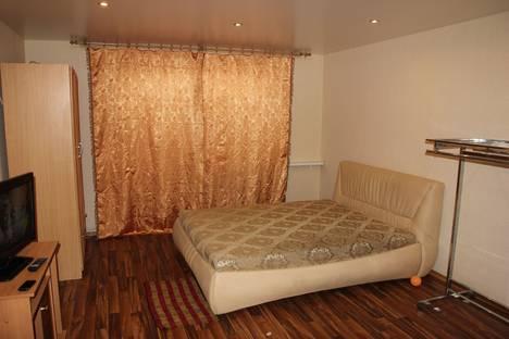 Сдается 1-комнатная квартира посуточнов Великих Луках, ул. Маршала Жукова, 17.