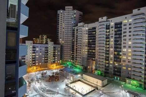 Сдается 1-комнатная квартира посуточнов Екатеринбурге, ул. Шейнкмана, 88.
