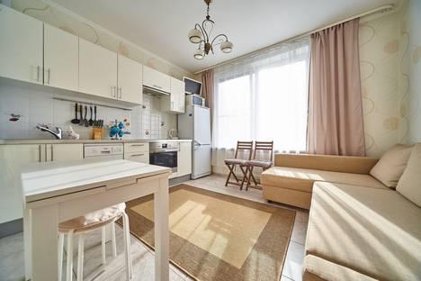 Сдается 1-комнатная квартира посуточнов Санкт-Петербурге, Полтавский проезд, 2.